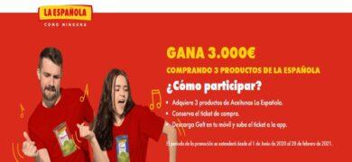 Participa En El Sorteo De La Española Y Gana 3000€