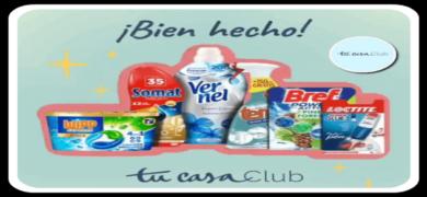 Tu Casa Club Regala Lotes De Producto Henkel Todos Los Días