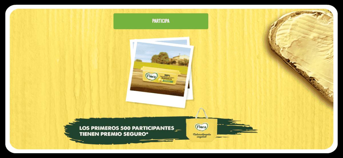 Compra Producto Flora Para Que Ganes Viajes Cada Semana Y Premios Directos