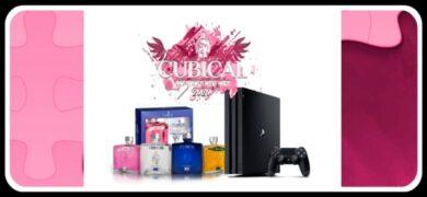 Cubical Te Invitan A Participar En Su Sorteo De Un Playstation 4 Y Muchos Premios Más