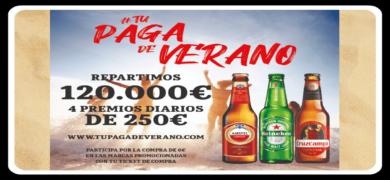 Disfruta De Las Mejores Cervezas Y Participa En El Sorteo Diario De 250 Euros De Heineken