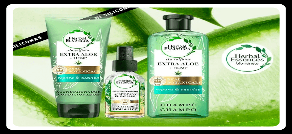 Gana Un Pack De Herbal Essences