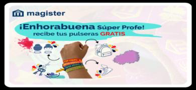 Magister Regala Pulseras Para Profesores