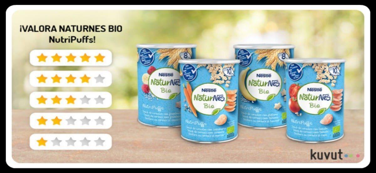 Prueba Gratis Naturnes Bio De Nestlé