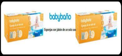 Consigue Esponjas Con Jabón 2 En 1 Para Tu Bebé