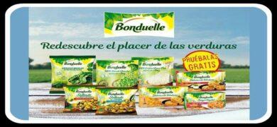 Consigue Reembolsos Para Verduras Bonduelle