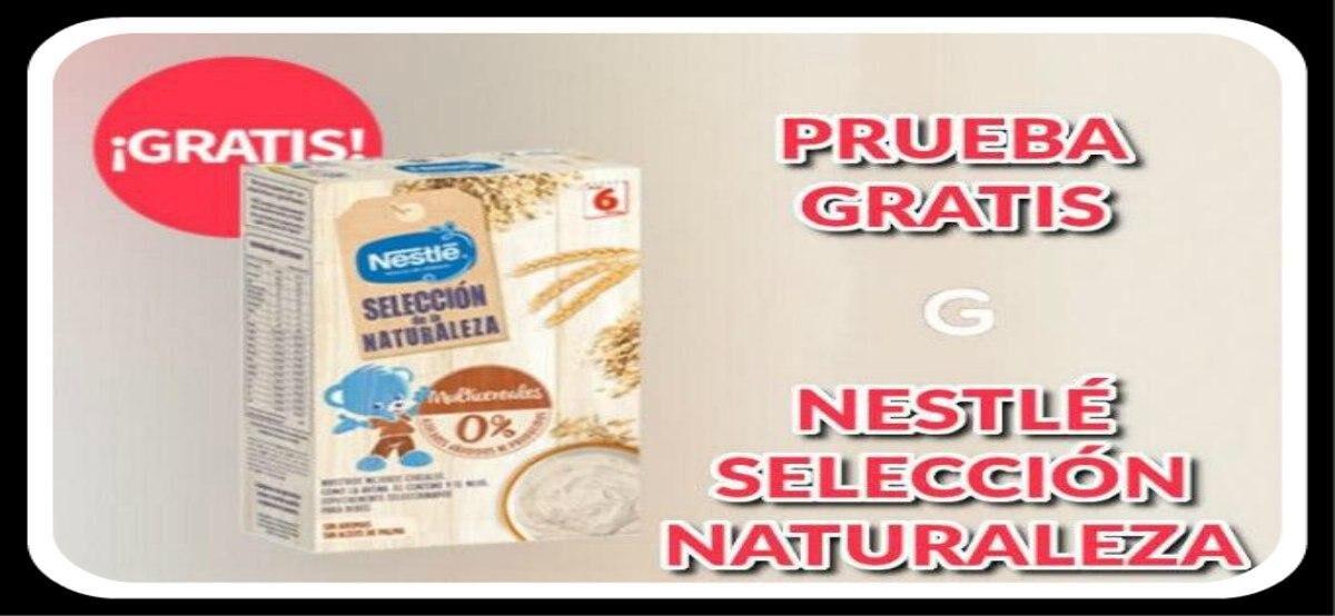 Encuentra Y Prueba Gratis Nestlé Papillas Selección Natural En Muchos Supermercados