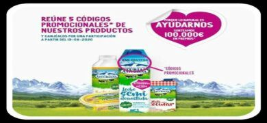 Participa En El Sorteo De 100.000€ En Premios Por Comprar Lácteos Asturiana