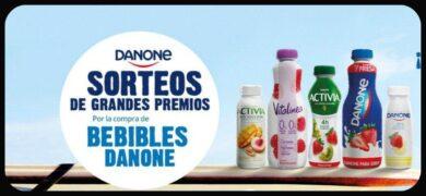 Únete A La Promo De Danone Y Disfruta De Fantásticos Premios