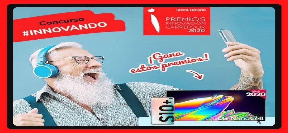 Carrefour Regala Un Tv Lg Oled 55 Pulgadas Por Votar Sus Premios Innovadores