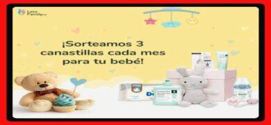 Consigue Una Canastilla Para Tu Baby En El Club De Lets Family