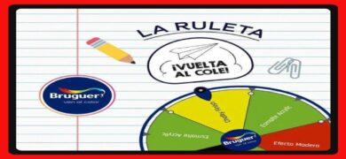 Participa En La Ruleta De Bruguer Y Gana Fabulosos Premios