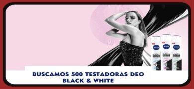 Postula Tu Candidatura Para Probar Gratis Nivea Deo Black&withe