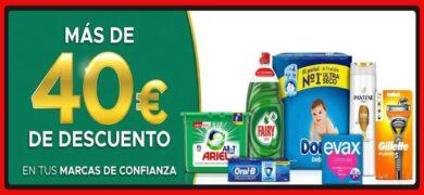 Consigue Descuentos En Tus Productos Favoritos De Protec & Gamble