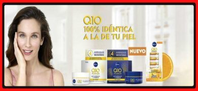 Nivea Reparte A Domicilio 300 Pack De Ampollas Q10 Energy