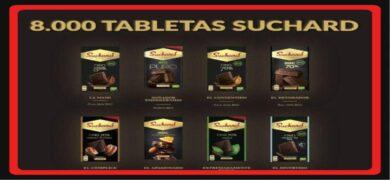 Participa En El Sorteo De Suchard Y Consigue Una Tableta Gratis Del Mejor Chocolate
