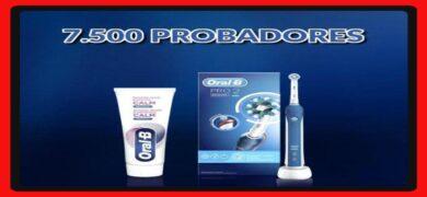 Prueba Gratis Oral B Pro Crossaction Con Próxima A Ti