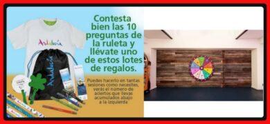 Participa En La Trivia De Andalucía Consigue Lotes De Merchandising