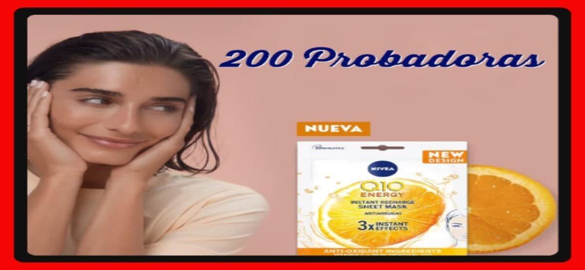 Prueba Lo Nuevo De Nivea Q10 Antioxidante Con Vitamina C Gratis