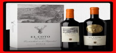 El Coto De Rioja Está De Aniversario Y Lo Celebra Regalando Botellas De Su Mejor Vino