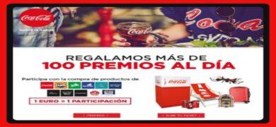 Juega A La Ruleta Con Coca Cola Y Gana Fabulosos Premios