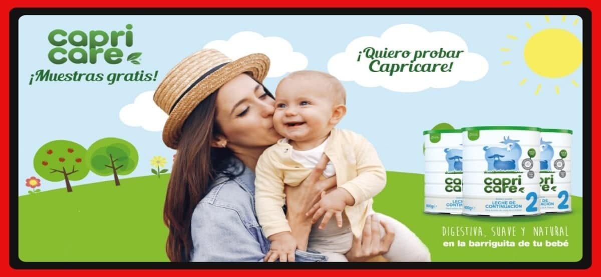 Prueba La Nueva Capricare Etapa 2 Para Tu Bebé