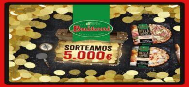 Compra Pizza Buitoni Y Gana Un Premio De 5.000€