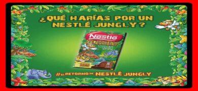 Nestle Sortea Tabletas Jungly