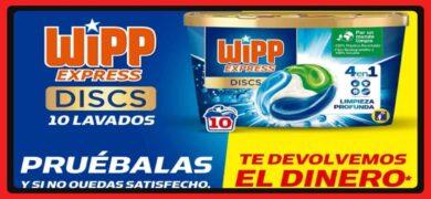 Prueba Gratis El Wipp Express En Capsulas