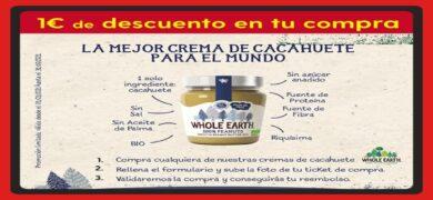 Prueba La Nueva Mantequilla Whole Earth Biogran