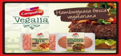 Reembolsos Para Las Hamburguesas Vegetarianas Vegalia
