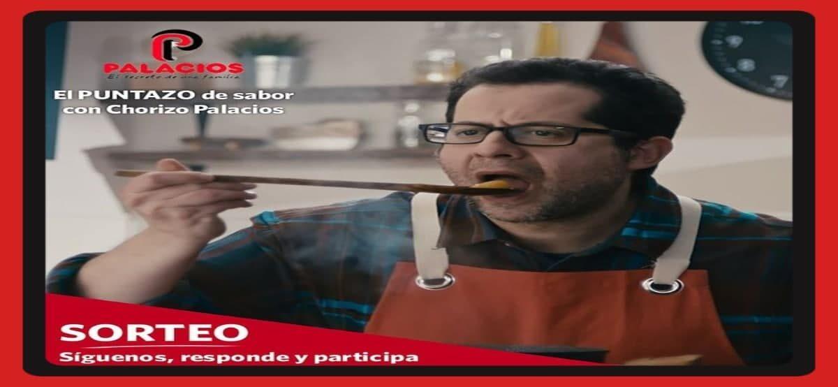 Palacios Regala Lotes De Chorizos