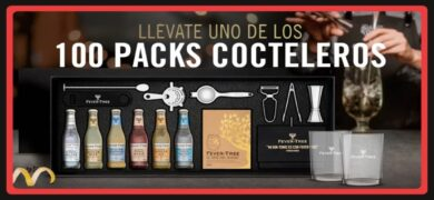 Gana Pack Cocktelero Fever Tree