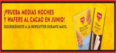 Prueba Gratis En El Mes De Junio Wafer Al Cacao Y Medias Noches
