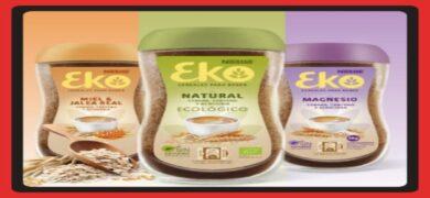 Prueba Gratis Los Nuevos Cereales Eko De Nestlé