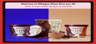 Consigue Reembolsos Por La Compra De Los Helados Häagen Dazs