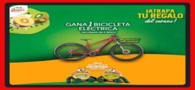 Gana Bicicletas Eléctricas Y Peluches Comprando Bandejas O Granelzespri