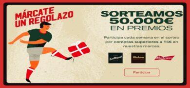 Mahou Y San Miguel Regalan 50.000 Euros En Regalos