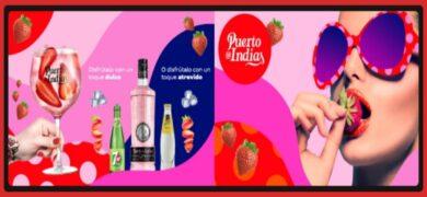 Prueba Gratis El Nuevo Ginebra De Fresa Puerto De Indias