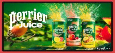 Prueba Gratis Las Nuevas Bebidas Perrier & Juici