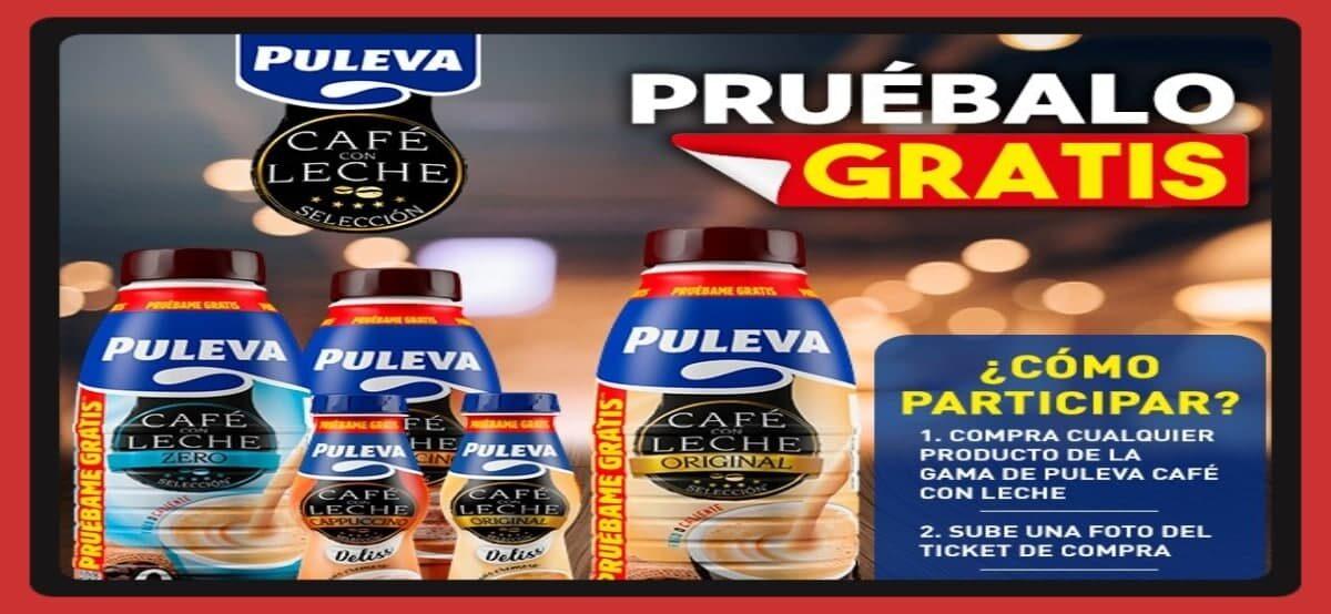 Café Con Leche Puleva Para Probar Gratis