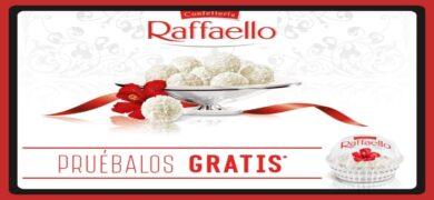 Prueba Gratis Los Bombones Raffaello