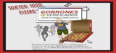 Consigue Pizzas Gratis Con Vodafone