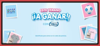 Consigue Premios Seguros Con Vidal