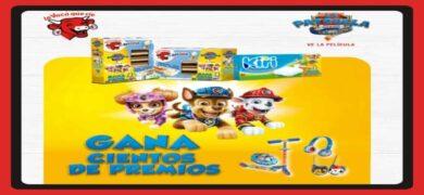 Gana Premios Comprando Palitos, Merienders, Mini Babybel Y Kiri