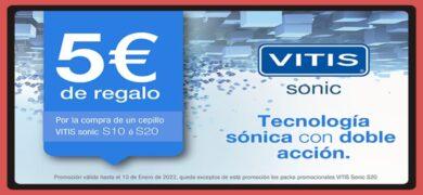 Vitis Sonic Ofrece 1000 Reembolsos