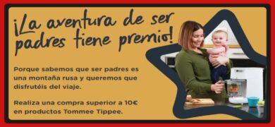 Matias Massó Regala Premios Tommee Tippee